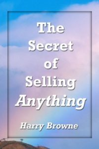The Secret Of Selling Anything book cover