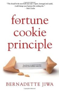 The Fortune Cookie Principle book cover