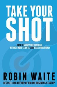 Take Your Shot book cover