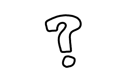 Coaching Represented By A Question Mark